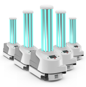 UV disinfection service