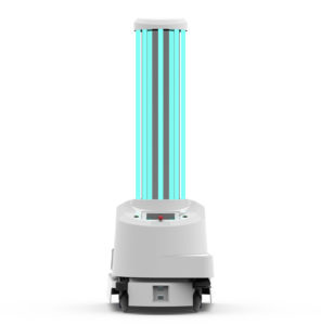 UVD Disinfection robot